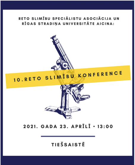 10.Reto slimību konference