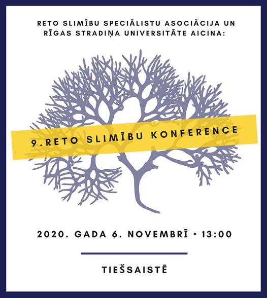 9. reto slimību konference